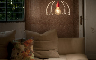 Fotografia lampada per catalogo e-commerce