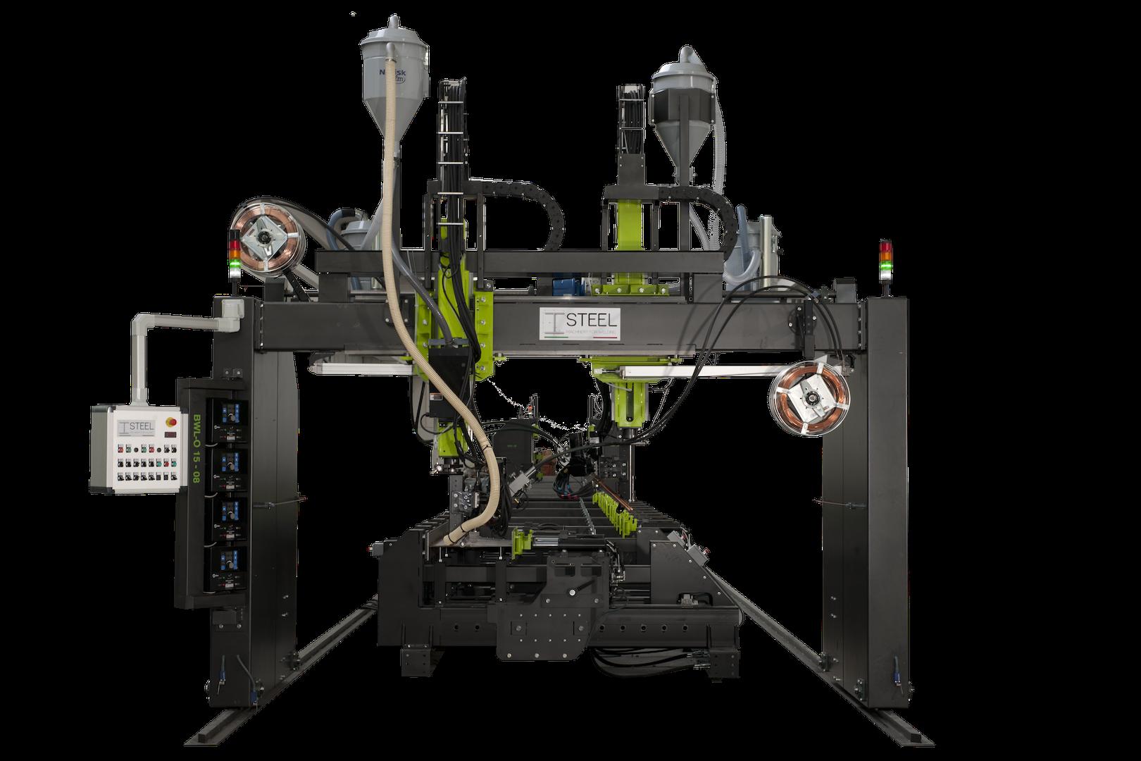 macchinario industriale fotografo industriale