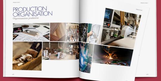Monografia aziendale studio fotografico