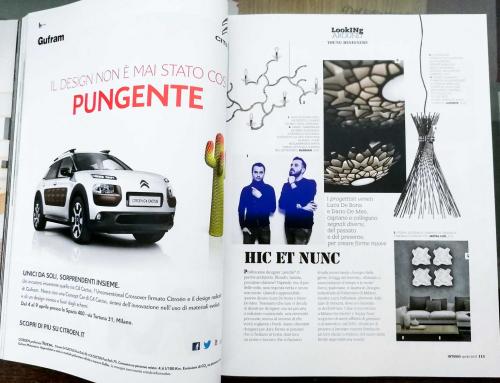 Interni Magazine – pubblicazione