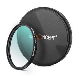 Filtro CPL K&F con confezione porta filtro