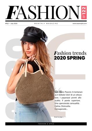 Fotografo Trentino rivista di moda Trento